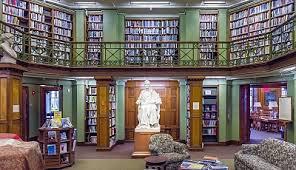Concord Free Library interior